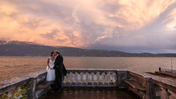 Wedding in Italy - Lake Garda from waterfallvisuals.com