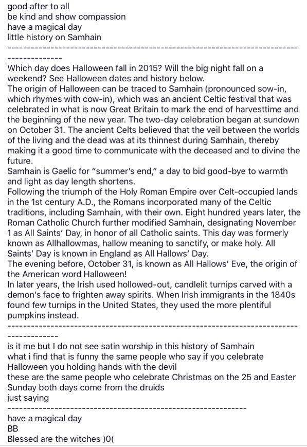Samhain Samhain Pinterest Samhain - character reference letter for court