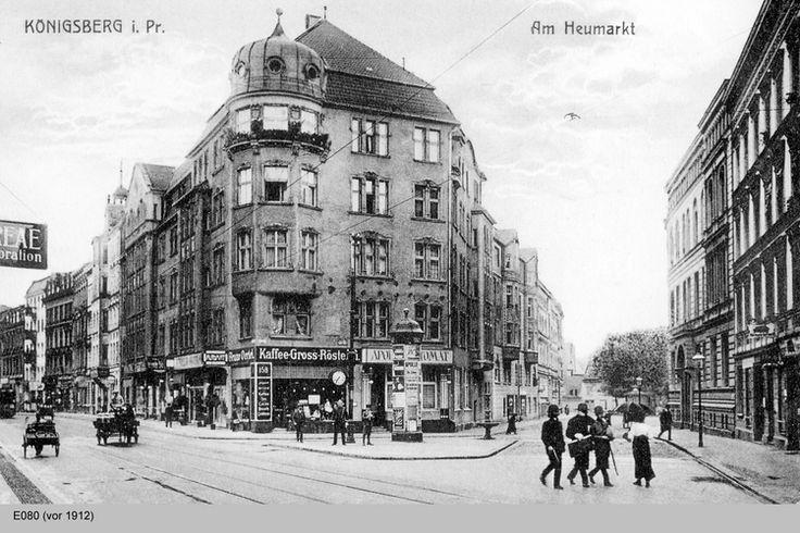 Königsberg, Am Heumarkt