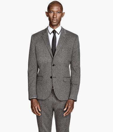 Product Detail: Melange Blazer   H&M US
