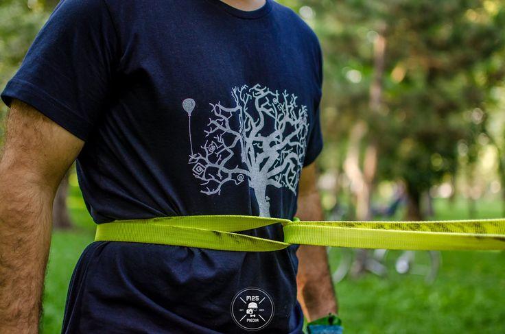 Prin campania noastră Hug a Tree, am tras un semnal puternic de alarmă asupra folosirii hamacelor în parcuri. Am reușit să donăm peste 90 de seturi de protecții, educând tinerii asupra modului sănătos de a folosi hamacele in parcuri.