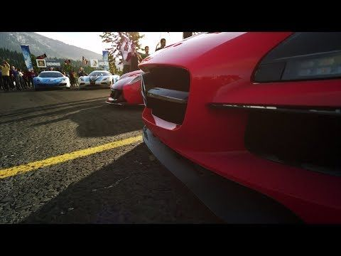 DRIVECLUB Release Date Trailer | Exclusive to PS4
