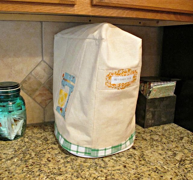 Sewing Pattern For Kitchenaid Mixer Cover Up Your