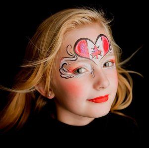 A directory face painters Canada | Find an artist in your area