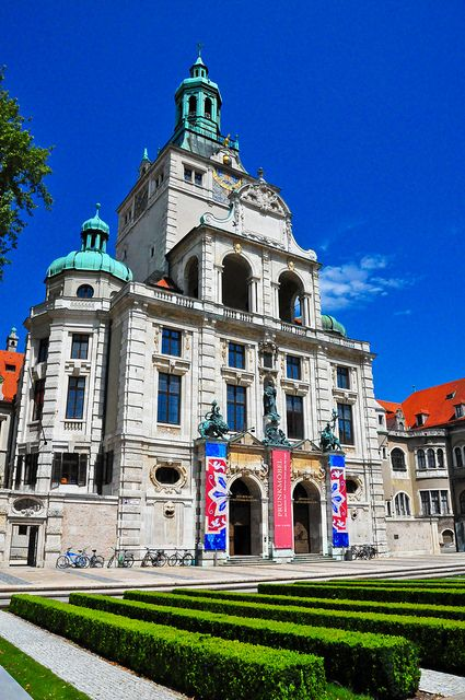 Bavarian National Museum (Bayerisches Nationalmuseum), Munich, Germany by mbell1975.