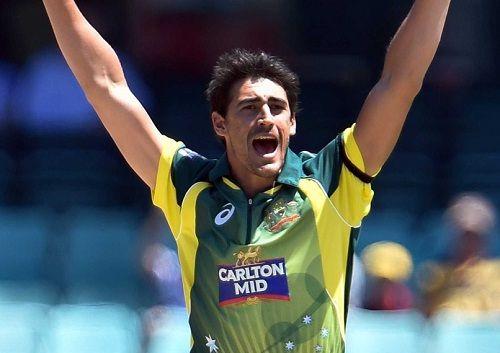 Tri-Series: Mitchell Starc Sizzles as Australia Edge India in Thriller - http://www.tsmplug.com/cricket/tri-series-mitchell-starc-sizzles-australia-edge-india-thriller/