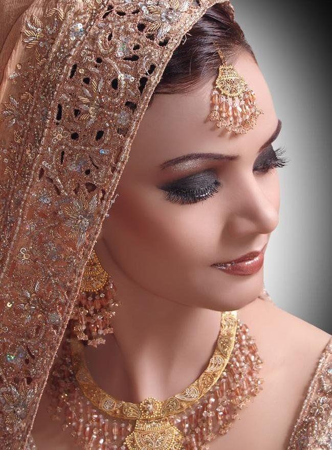 Eye Makeup- Pretty Pakistani Bride