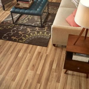 Pergo Xp Haley Oak Thick Laminate Flooring Brings Realistic And Natural Appearance To Any Room In Your Home
