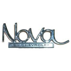 Chevy Nova Trunk 1969-1972 Chevy Nova TRUNK LID EMBLEM Nova BY CHEVROLET This replacement Trunk is made specifically to repair the original on a Chevy Nova for years 1969, 1970, 1971, 1972.Let us help
