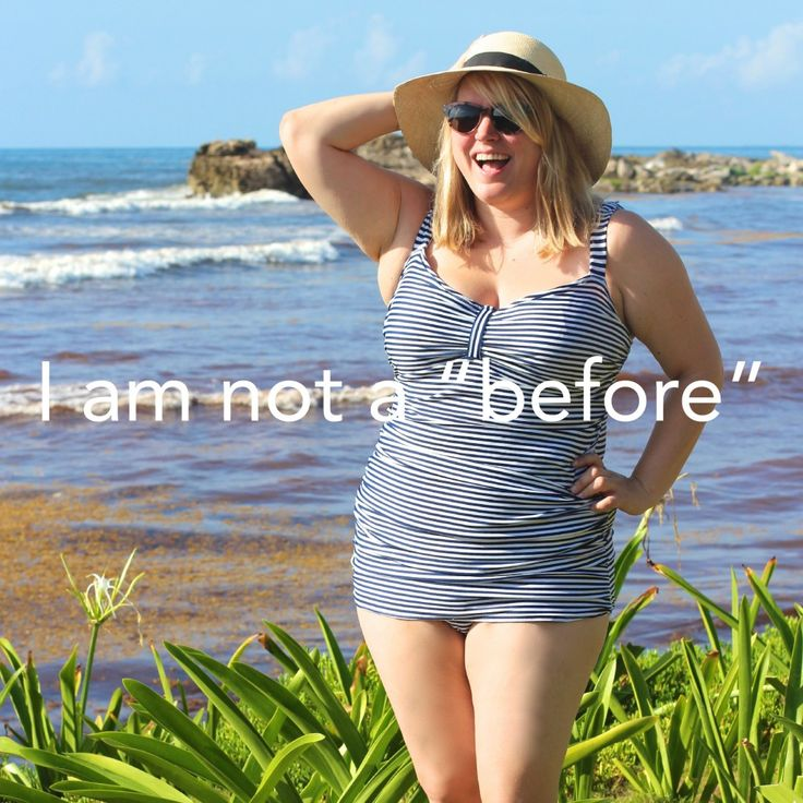 "Body Positive in the New Year: I am not a ""before"" - Cashmerette"