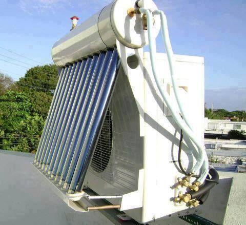 Air conditioner that runs on solar system