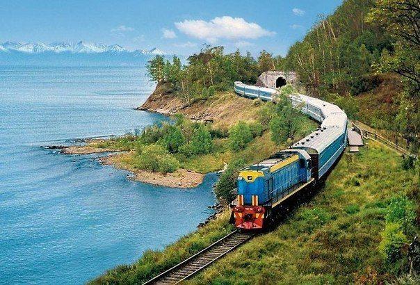 Транссибирская магистраль или Великий Сибирский Путь Россия, Фото, красота, длиннопост, Интересное, Природа, отдых