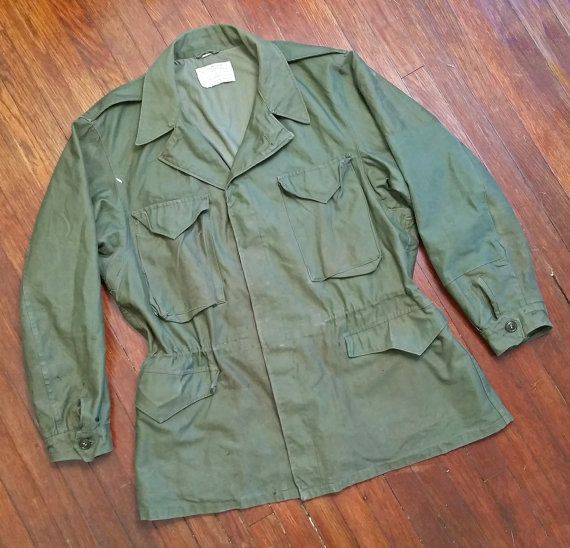 Hey, I found this really awesome Etsy listing at https://www.etsy.com/listing/240537567/vintage-m1943-m1950-us-army-field-jacket