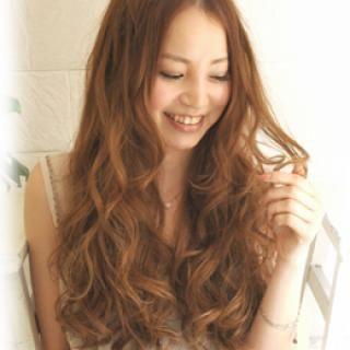 秋冬定番!最強かわいいパーマロングヘアカタログ♡ マシマロ