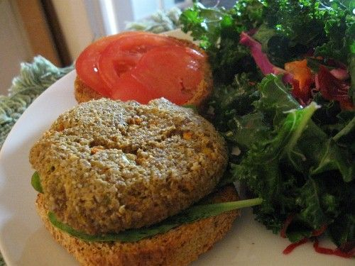 Vegan Sunshine Burgers: Veggies Burgers, Homemade Sunshine, Drinks Recipes, Vegans Recipes, Sunshine Burgers, Sunflowers Burgers, Food Drinks, Vegetarian Recipes, Raw Food