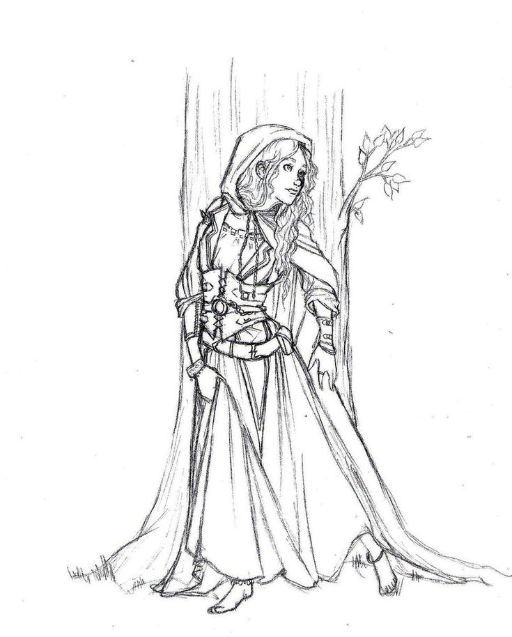 26 Best Fantasy Coloring Page Images