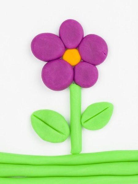 Modèles pâte à modeler : 40 idées simples pour les enfants | Créations en argile, Pate a modeler ...