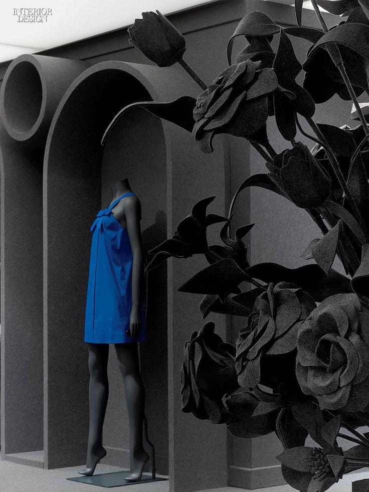 Gray Area Viktor Rolfs Paris Flagship By Architecture Associs