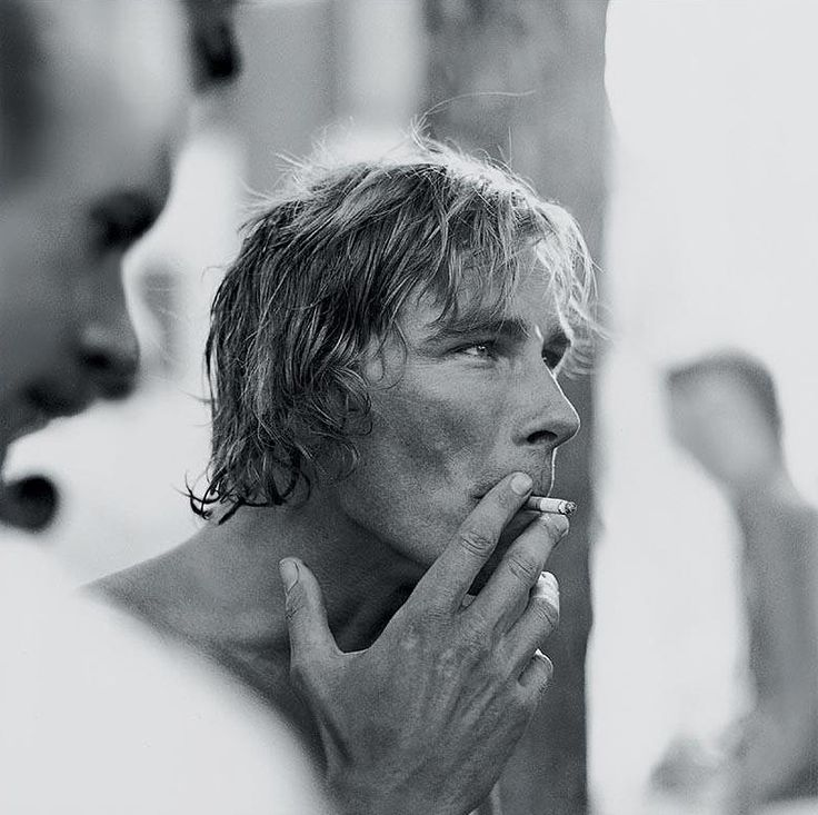 Photo of the day: James Hunt