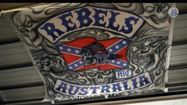 Rebels bikie boss John Weston jailed over turf war bashings at the Clarendon Tavern | DailyTelegraph