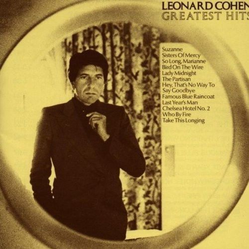 Leonard Cohen ‎- Greatest Hits - LP