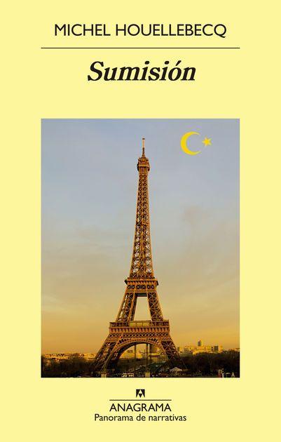 Sumisión por Michel Houellebecq en #iBooks http://apple.co/2r2Q2R9