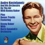 On the Air With Kenny Baker [CD]