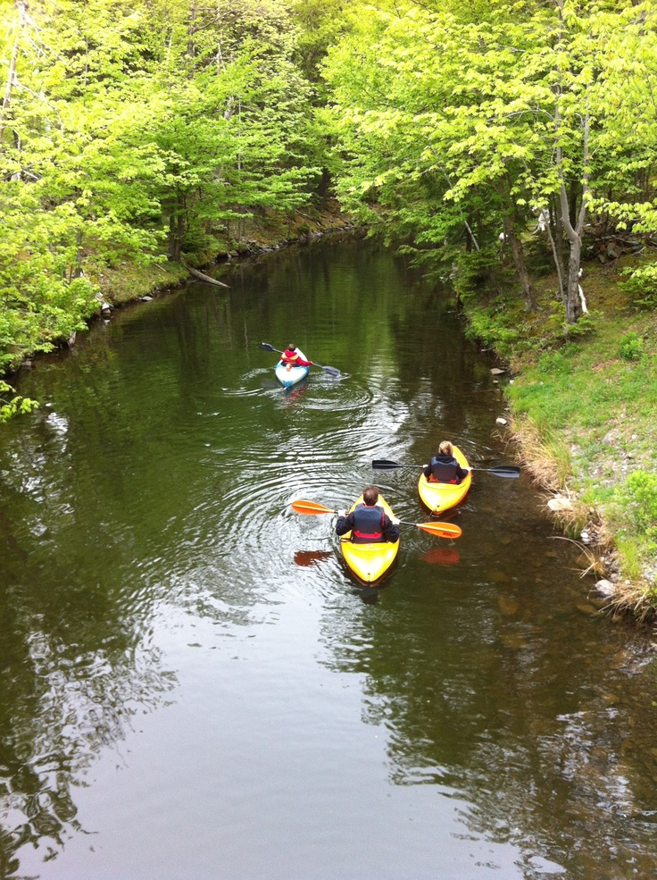 Kayak on the Shubie Canal, Shubie Park, Dartmouth - rentals provided by Kaynoe.