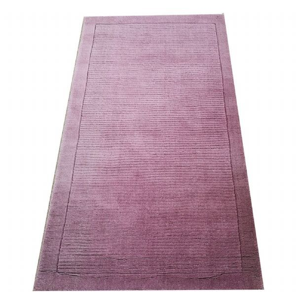 York Lavender Purple Wool Rug Similar