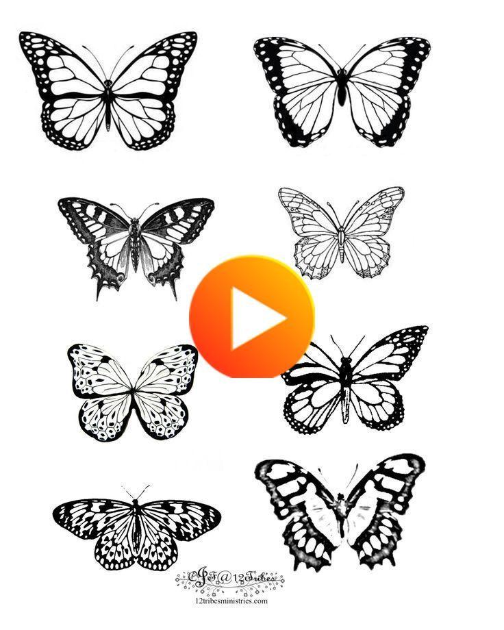 Small Butterflies Tattoo Design Small Butterflies Tattoo Design Tattoo Butterfly Tattoo In 2020 Tiny Butterfly Tattoo Tattoos Butterfly Tattoo Designs
