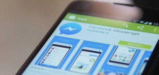 Facebook Messenger is testing Snapchat-esque destructive messaging