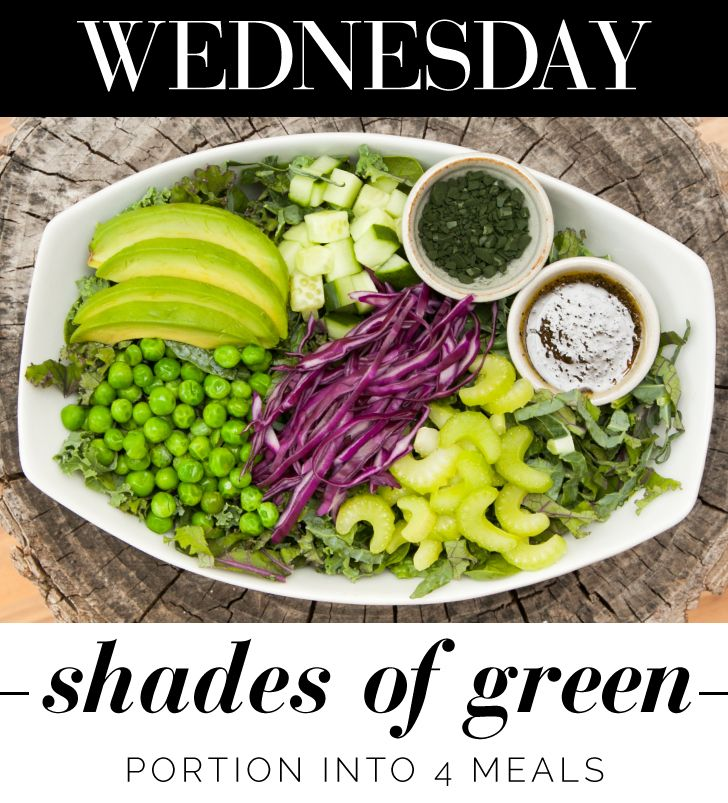 We're seeing green: http://www.thecoveteur.com/vegan-healthy-lunch-ideas/: Healthy Meals, Healthy Vegans, Healthy Salad Recipes, Healthy Salads, Greener Salad, Lunches Ideas, Healthy Recipes, Vegans Lunches, Healthy Lunches