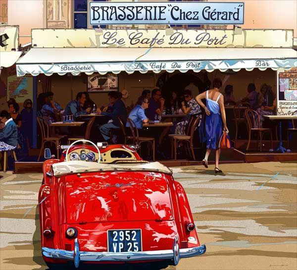 ROMANTIC HARBOR CAFÉ