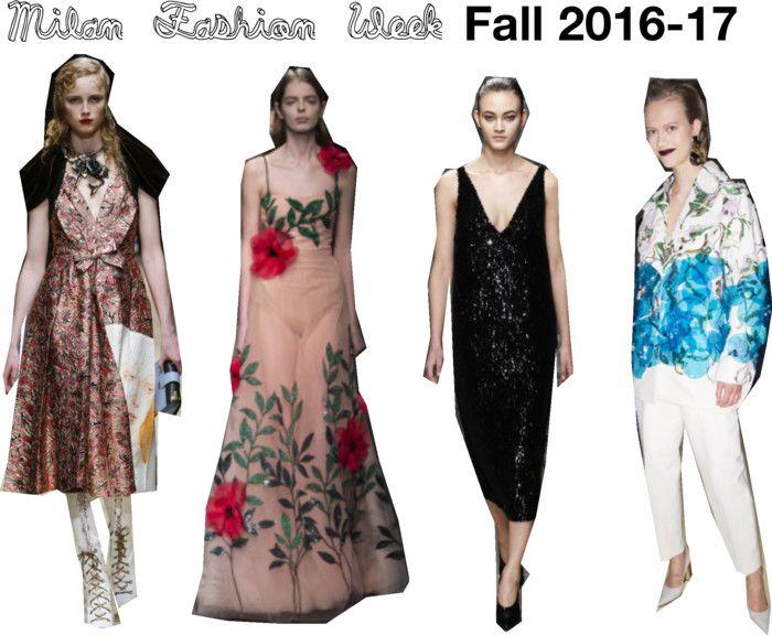 FASHIONISTA LOOKS: #MFW Fall/Winter 2016-2017 Favorites