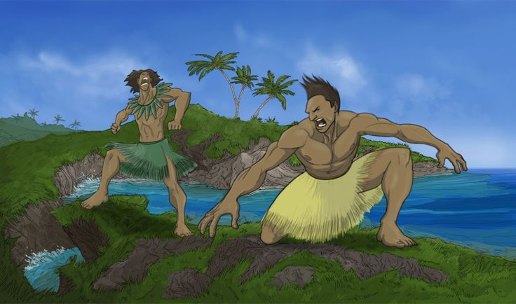 An argument at a family celebration leads to . . .  the discovery of Niue! http://readingwarrior.com/we-are-the-rock/