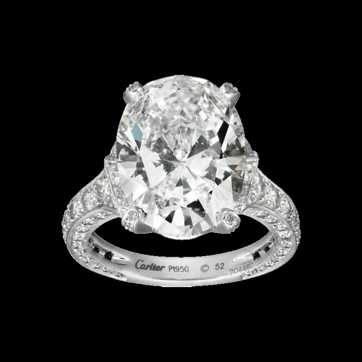 cartier engagement ring a girl can dreambig - Cartier Wedding Rings
