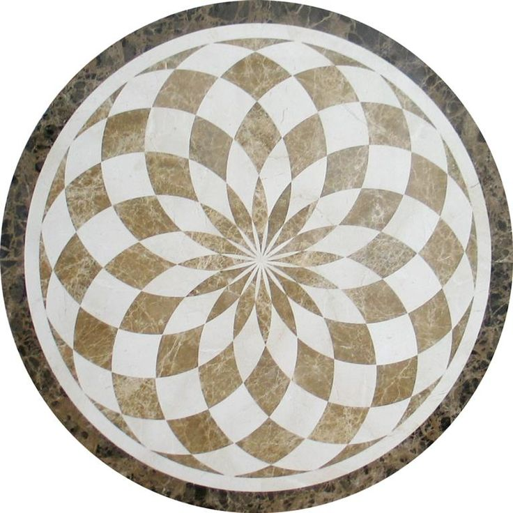 Water-jet Border - American Tile and Marble Design