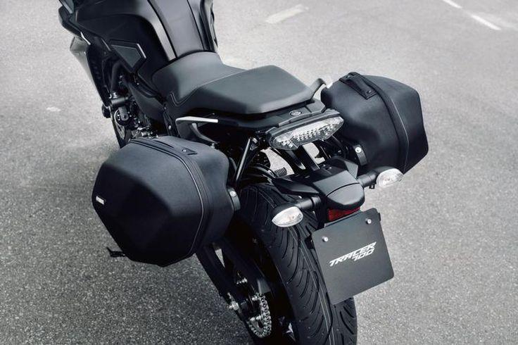 2016 Yamaha Tracer 700 Sport Tourer Photos - Video