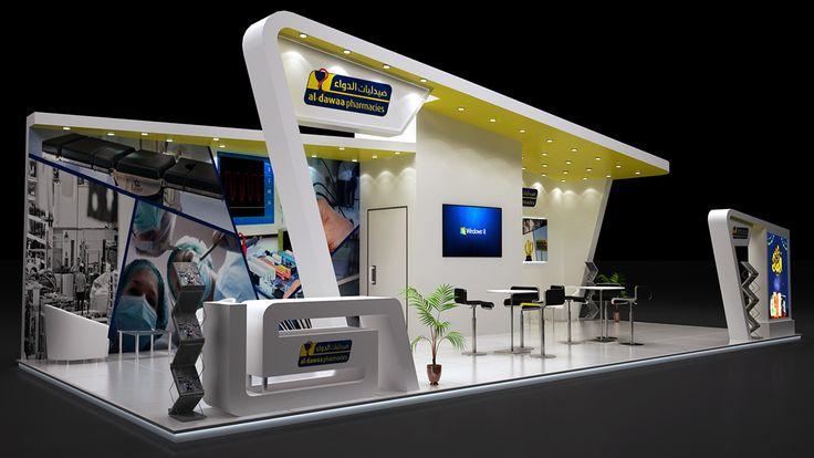 School Exhibition Stall Design : Saudi arabia random exhibition on behance