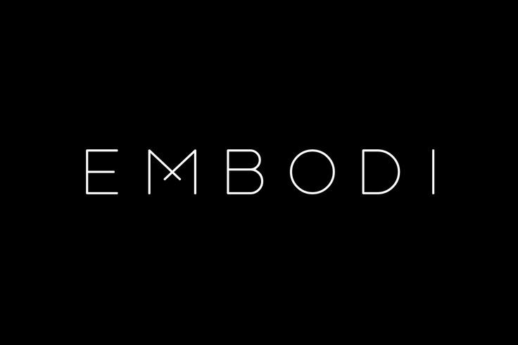 Embodi Logo Mark.