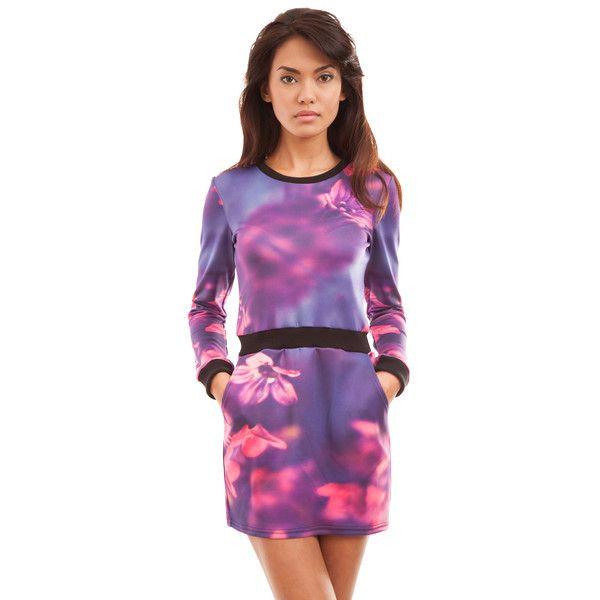 Pink Flowers pocket dress w Mr.Gugu & Miss Go na DaWanda.com