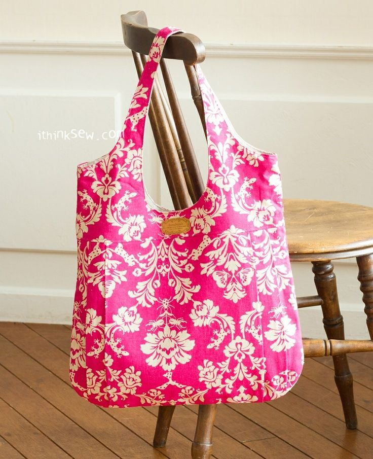 29 Nevena Bag PDF Pattern