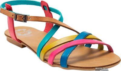 Сандалии женские Porronet 2191 combi colores 37 Разноцветные
