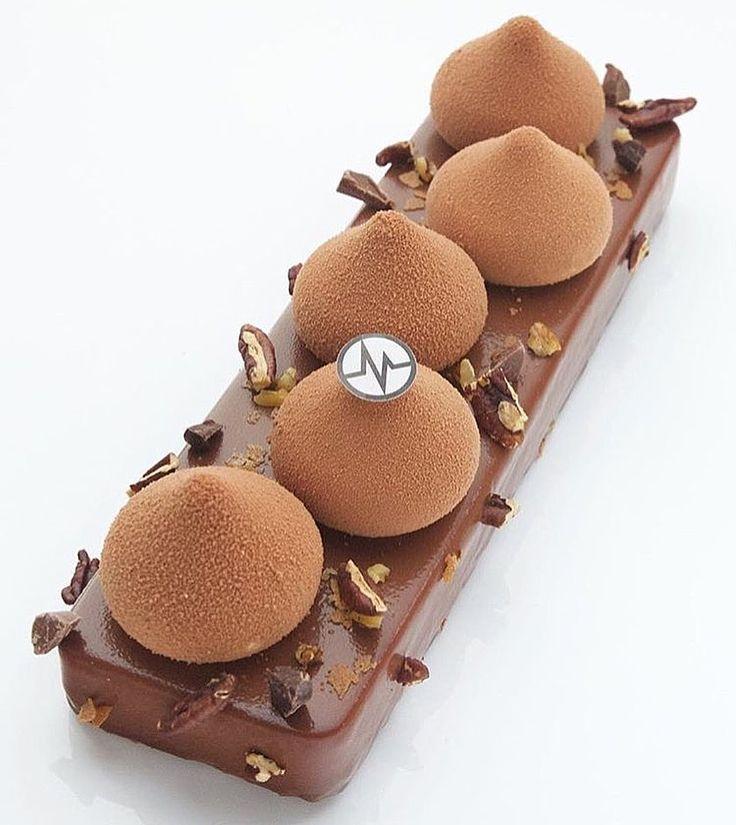 976 vind-ik-leuks, 5 reacties - Okmycake (@okmycake) op Instagram: 'By @christophe_michalak #okmycake #hotchocolate #jimmychoo #chocolate #patisserie #pastrychef…'