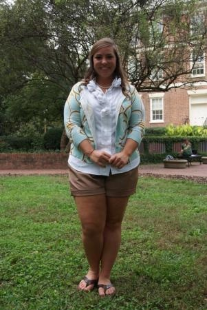 Ashley, 22 ans, est étudiante en relations internationales - Université de Géorgie (UGA)