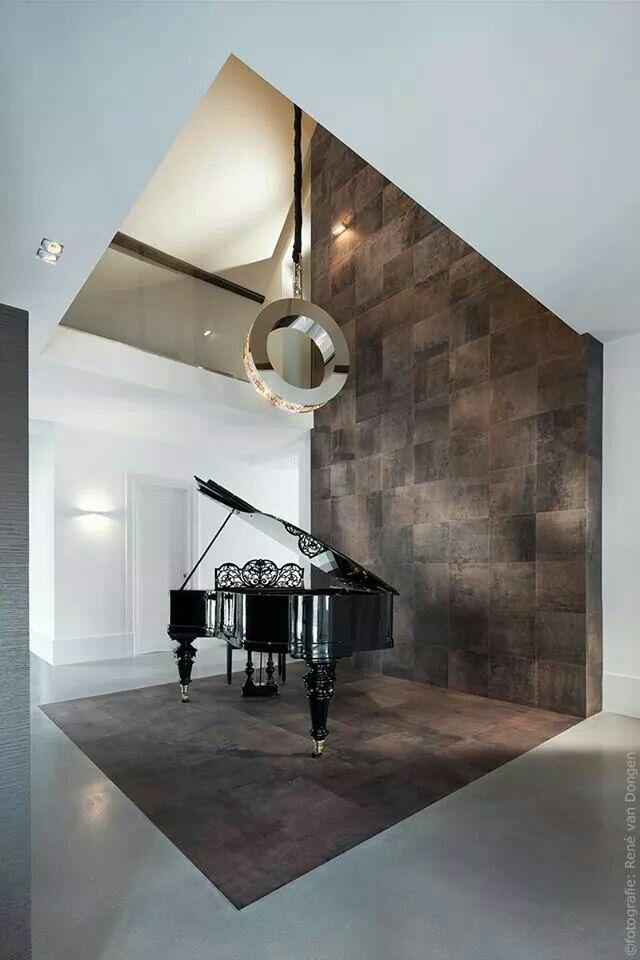 Bijzinder: Leer op de muur! Leren wandbekleding is verkrijgbaar bij BVO Vloeren, houten vloeren en parket