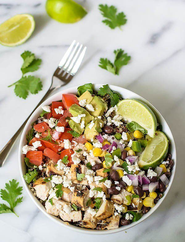 Quinoa Bowl Recipes | POPSUGAR Fitness UK