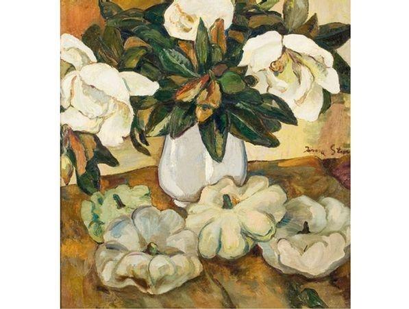 My favourite Magnolias by Irma Stern!  http://www.straussart.co.za/shared/items/W1/1928_2.jpg