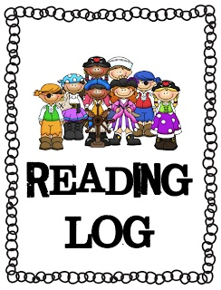 Pirate Reading Log Cover | Our Sweet Success | Pinterest