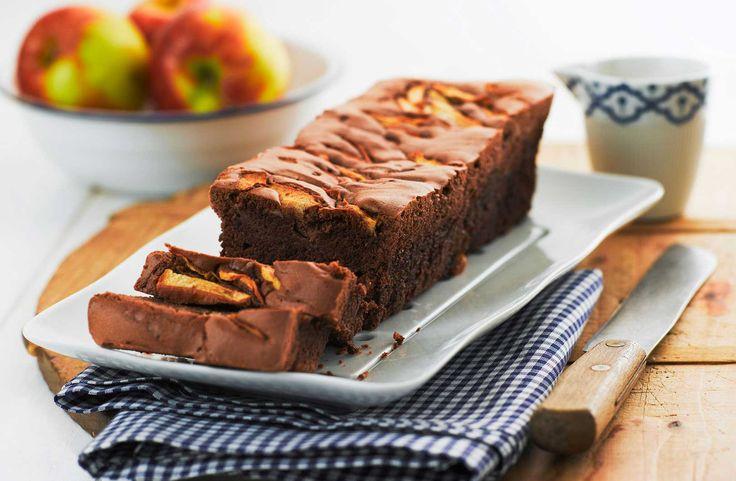 Recept voor Appel-chocoladecake - Koopmans.com